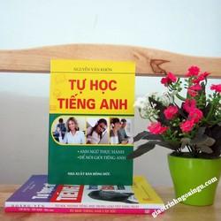 Sách Tự học tiếng Anh Anh ngữ thực hành để nói giỏi tiếng Anh