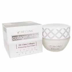 Kem dưỡng drắng da Collagen 3 W Clinic Collagen Whitening Cream 60ml