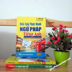 Sách Bài tập thực hành ngữ pháp tiếng Anh