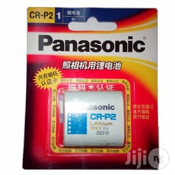 Pin CR-P2, 2CP4036 Panasonic Photo Lithium 6V chính hãng