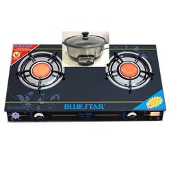 BẾP GAS HỒNG NGOẠI BLUESTAR NG-5790BC Tặng nồi lẩu đa năng BlueStar