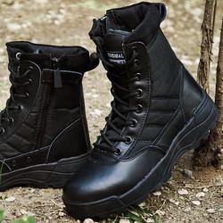 Giày Boot Nam Original Swat cổ cao