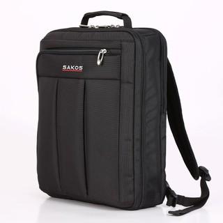 Túi xách - cặp đa năng Sakos Flash 11 Black - SP4351 thumbnail