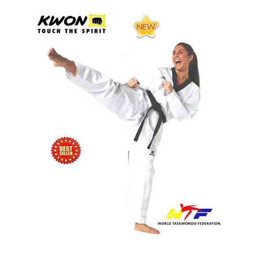 Võ Phục Taekwondo KWON Fighter 3S - 5192949 , 8558504 , 15_8558504 , 900000 , Vo-Phuc-Taekwondo-KWON-Fighter-3S-15_8558504 , sendo.vn , Võ Phục Taekwondo KWON Fighter 3S