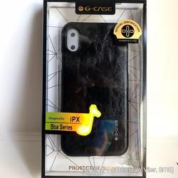 Ốp lưng iPhone X G-Case da mềm chính hãng giá rẻ