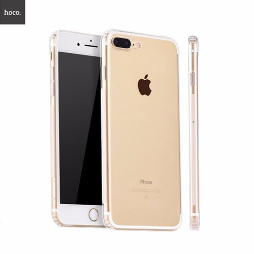 Ốp lưng iPhone 7 iPhone 8 Silicon Hoco trong suốt