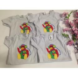 Combo 4 áo thun hiệu carter giá chỉ 100k made in Thái Lan