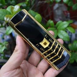 Điện thoại SONAS K7+ Thiết kế kim loại sang trọng