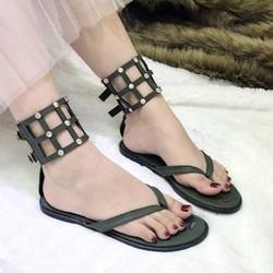 giày sandal quai kẹp
