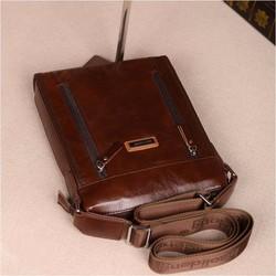 Túi đeo Da bò thật  TV197