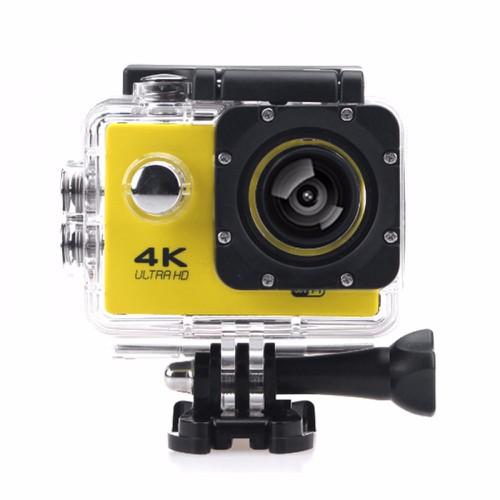 Camera hành trình thể thao 4k untra hd, giao màu ngẫu nhiên