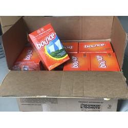 Giấy thơm bounce - hàng chính hãng 240 tờ - Trực tiếp từ Mỹ