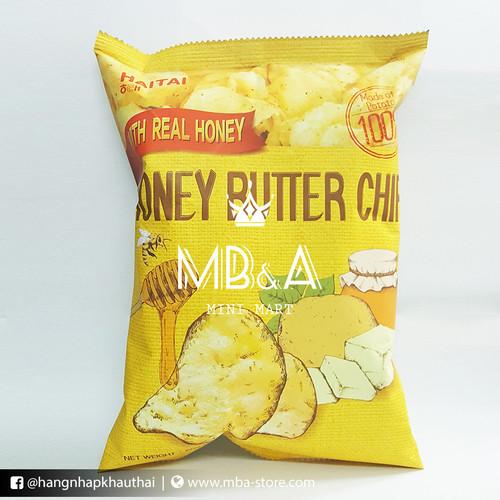 Snack khoai tây chiên mật ong - HOney Butter Chip