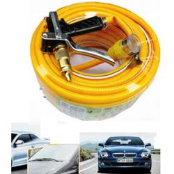Bộ dây và vòi xịt rửa xe ô tô tăng áp lực nước loại 5m TI400