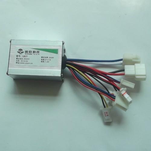Bộ điều tốc xe đạp điện 24V 250w