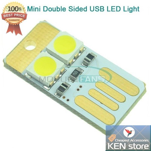 Đèn led USB 2 chip smd