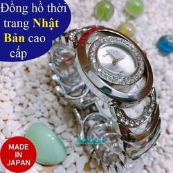Đồng hồ thời trang nữ cao cấp Fuji Crrul