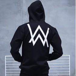 Áo khoác hoodie alan waler