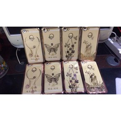 Ốp lưng đính hạt cho các dòng Iphone