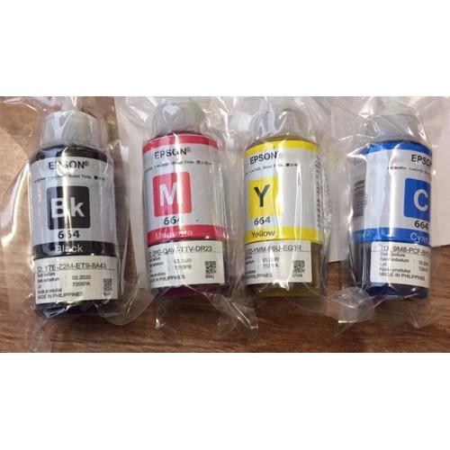Mực in phun màu dùng cho máy in phun Epson  L200,L210,L300,L310,L350,L360- Màu Vàng - 5198608 , 8571828 , 15_8571828 , 75000 , Muc-in-phun-mau-dung-cho-may-in-phun-Epson-L200L210L300L310L350L360-Mau-Vang-15_8571828 , sendo.vn , Mực in phun màu dùng cho máy in phun Epson  L200,L210,L300,L310,L350,L360- Màu Vàng