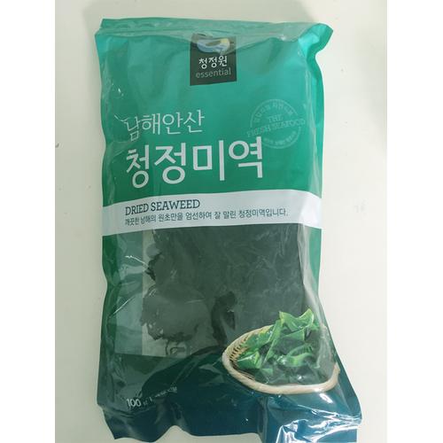 Gói 100 Gam Rong Biển Khô Daesang Hàn Quốc Nấu Canh