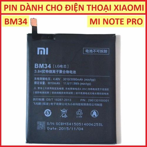 PIN XIAOMI BM34
