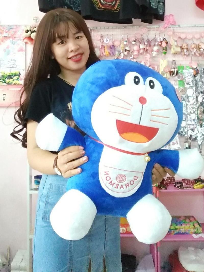 Gấu Bông Doremon 55cm 3