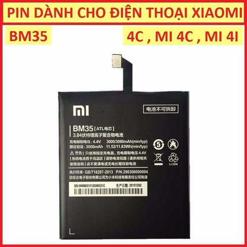 PIN XIAOMI BM35