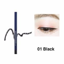 Chì Kẻ Mắt The Face Shop Super Proof Automatic Eyeliner 01 Black