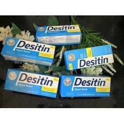 Kem chống hăm Desitin xanh 113g