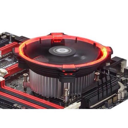 QUẠT TẢN NHIỆT CPU ID-CLOOING DK-03 HALO LED RLING
