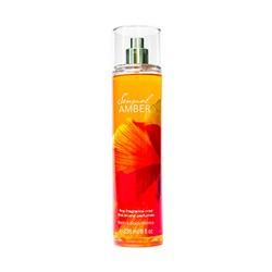 Xịt thơm toàn thân Sensual Amber - Bath and Body Works 236ml