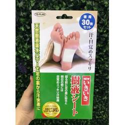 Miếng Dán Thải độc chân To PlanNatural Foot Sheet