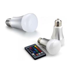 Bóng đèn led đổi màu điều khiển từ xa 10W