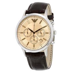 Đồng hồ đeo tay nam AR2433 dây da