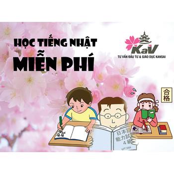 Khóa trải nghiệm tiếng Nhật - KATN_MP