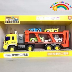 Xe oto vận tải 4 siêu xe KT648