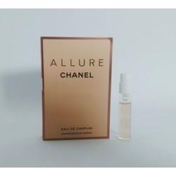 Nước hoa Nữ CHANEL Allure EDT 2ml