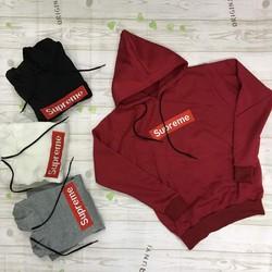 Áo hoodie supreme