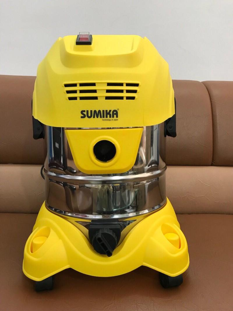 Máy hút bụi hút nước gia đình Sumika K20 5