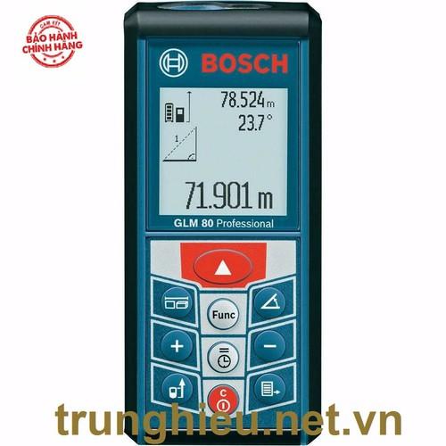 Máy đo khoảng cách laser Bosch GLM 80 - 10552216 , 8362922 , 15_8362922 , 4060000 , May-do-khoang-cach-laser-Bosch-GLM-80-15_8362922 , sendo.vn , Máy đo khoảng cách laser Bosch GLM 80