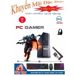 Máy tính chơi Game DELL 990 SFF Core i7 2600, Ram 16GB, SSD 240GB