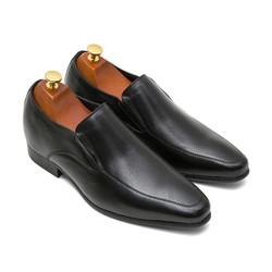 Giày lười cao Loafer da Ý cao cấp Smart Shoes SC609
