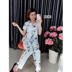 Đồ bộ pijama hình thú
