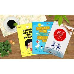 Combo 3 Cuốn Sách Nuôi Dạy Con Hay