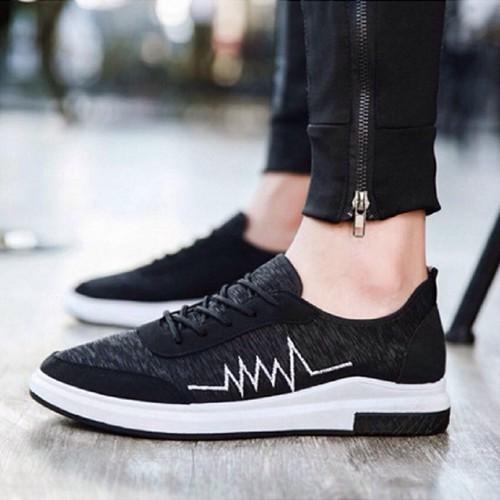 Giày sneakers thời trang nhịp tim bt7