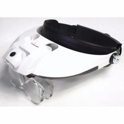 Kính lúp đội đầu kính phóng đại đa năng 5 kính
