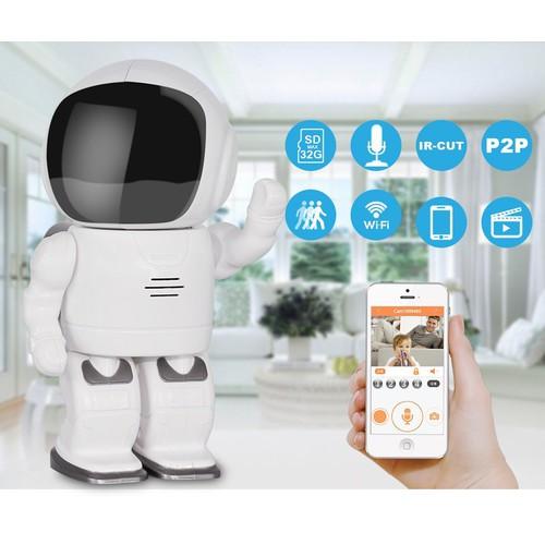 Camera IP Robot Hiseeu - 5203548 , 8581858 , 15_8581858 , 1300000 , Camera-IP-Robot-Hiseeu-15_8581858 , sendo.vn , Camera IP Robot Hiseeu