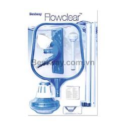 Bộ dụng cụ vệ sinh bể bơi Bestway 58195