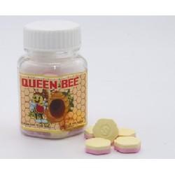 Bộ 05 lọ Kẹo Sữa Ong Chúa Queen Bee